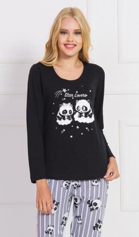 Dámské pyžamo Vienetta Secret Star Lovers