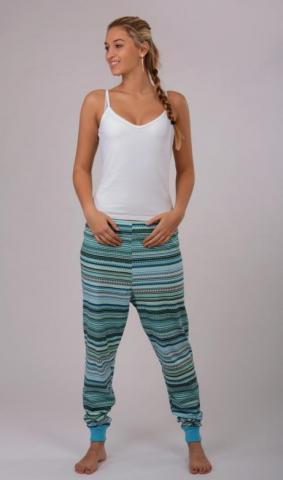 Dámské pyžamové kalhoty Vienetta Secret Věra