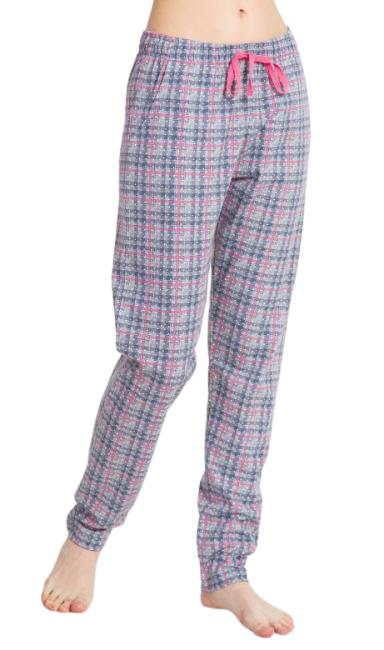 Dámské pyžamové kalhoty Vienetta Secret Šárka