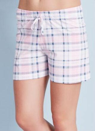 Dámské samostatné pyžamové šortky Vienetta Secret Alena