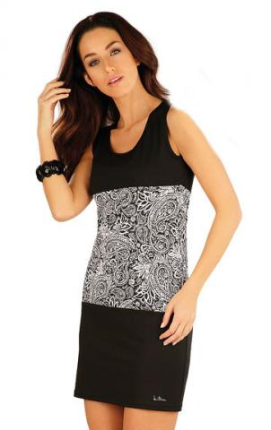 Dámské šaty bez rukávu Litex 57058