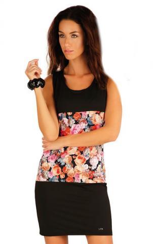 Dámské šaty bez rukávu Litex 57506