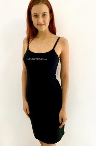 Dámské šaty Emporio Armani 164300 0P263