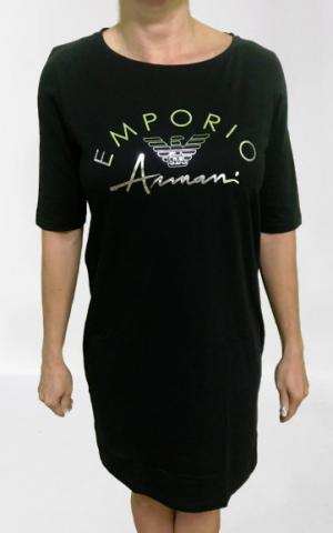 Dámské šaty Emporio Armani 164333 0P291 černá