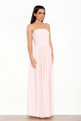 Dámské šaty Katrus K252 růžové
