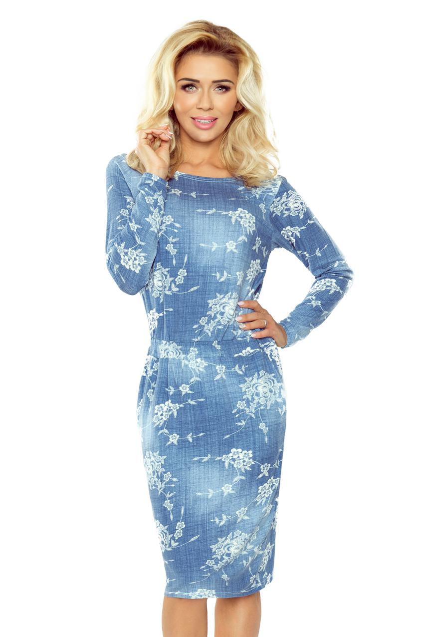 Dámské šaty Numoco 172-2