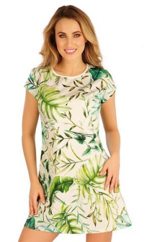 Dámské šaty s krátkým rukávem Litex 5A123