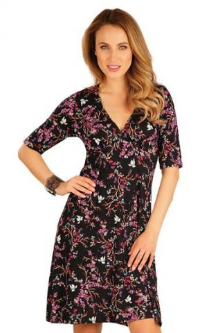 Dámské šaty s krátkým rukávem Litex 60003