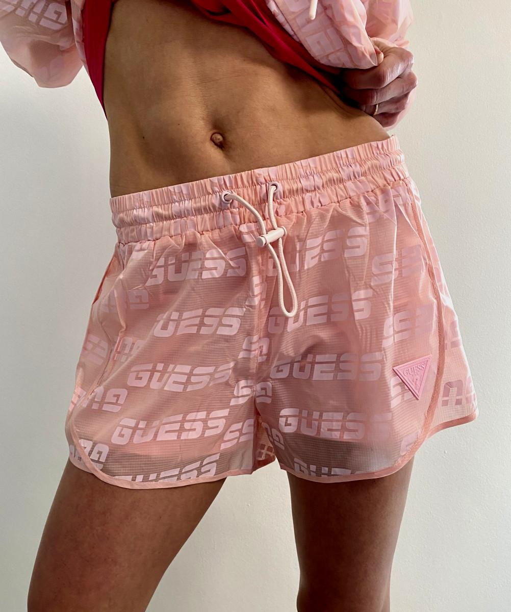 Dámské šortky Guess O1GA28 růžová