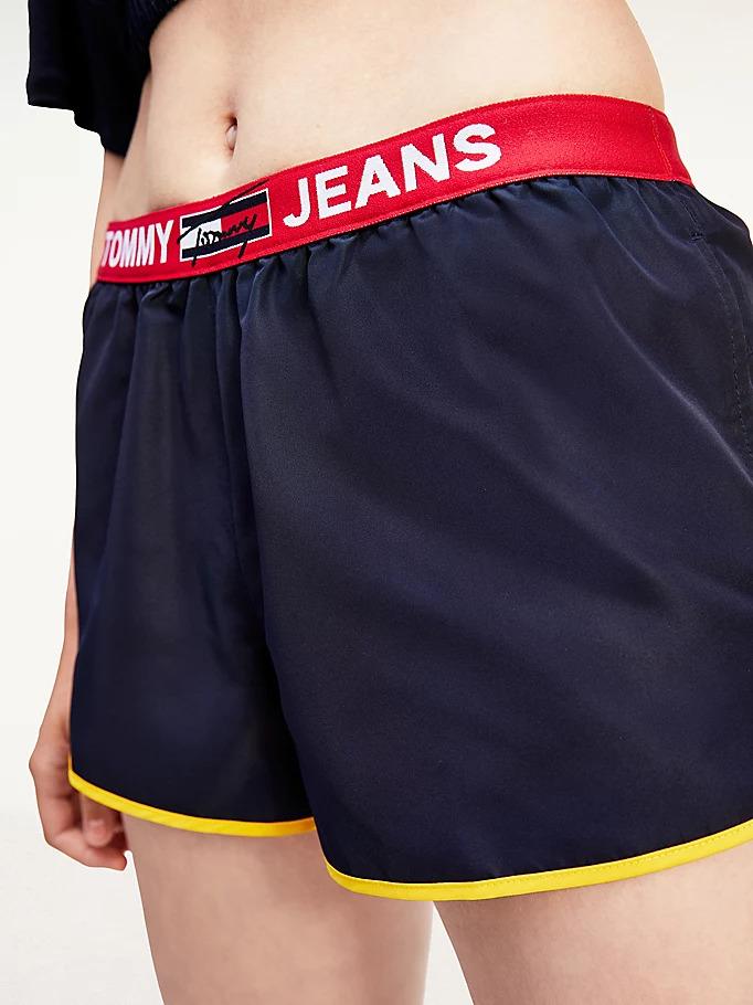 Dámské šortky Tommy Hilfiger UW0UW02994
