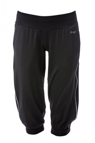 Dámské sportovní 3/4 kalhoty O´Style 6488 černé