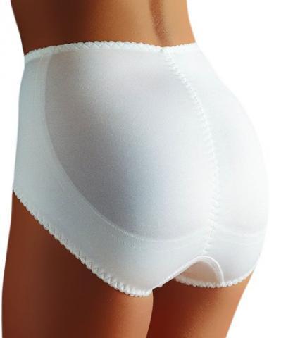 Dámské stahovací kalhotky Eldar Verona bílé