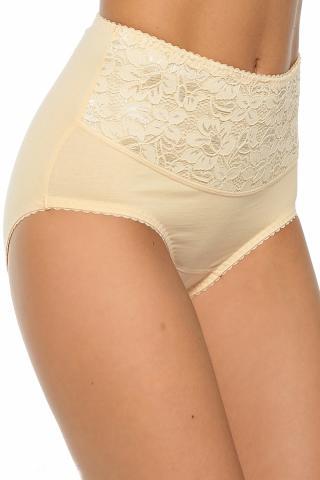 Dámské stahovací kalhotky Mitex Ala plus béžové