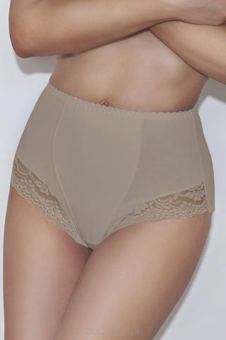 Dámské stahovací kalhotky Mitex Ela béžové