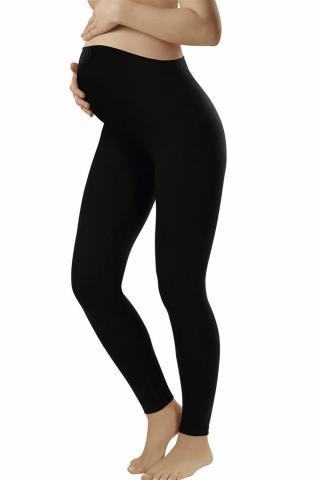 Dámské těhotenské legíny Italian Fashion Leggins long černé
