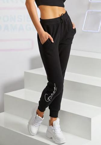 Dámské teplákové kalhoty Guess O1BA11 ALEXANDRA