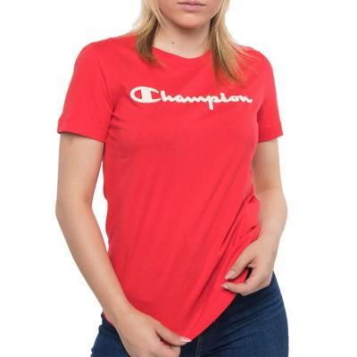 Dámské tričko Champion 112019 červená