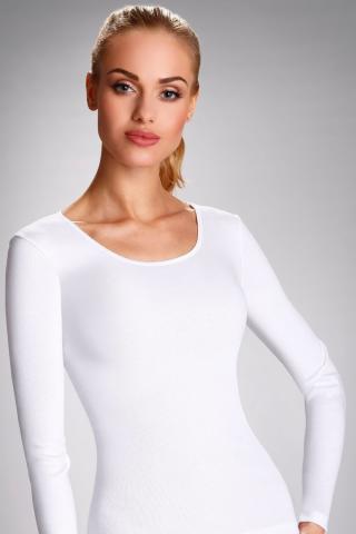 Dámské tričko Eldar Irene bílé