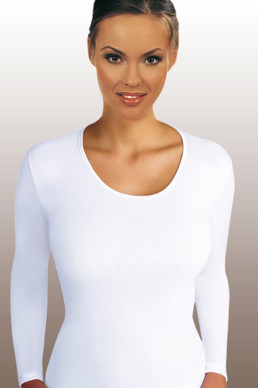 Dámské tričko Emili Lena plus bílé