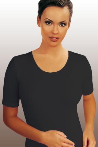 Dámské tričko Emili Nina černé