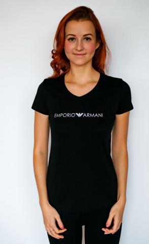 Dámské tričko Emporio Armani 163321 8A317