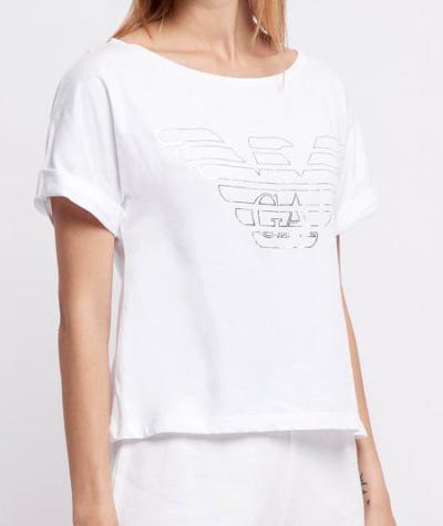 Dámské tričko Emporio Armani 164008