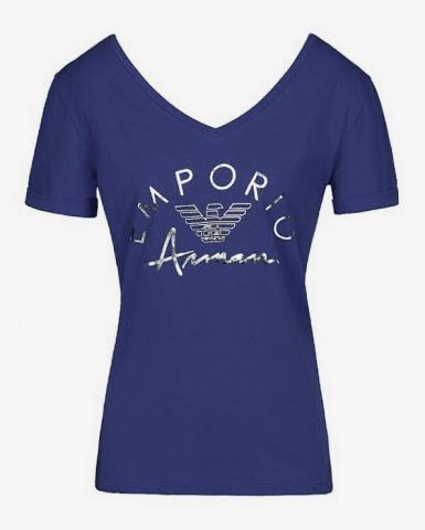 Dámské tričko Emporio Armani 164334 0P291