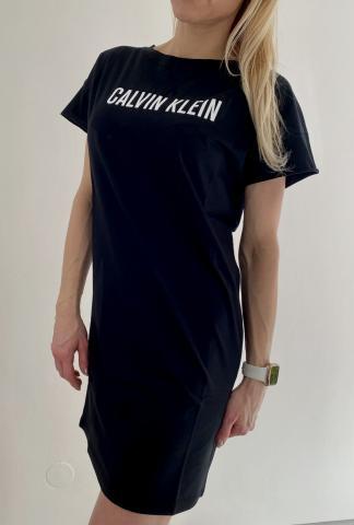 Dámské tričkové šaty Calvin Klein KW01357
