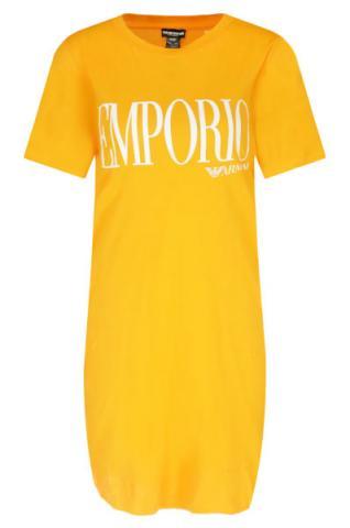 Dámské tričkové šaty Emporio Armani 262676 1P340