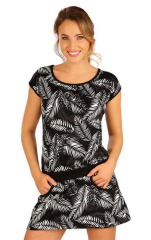 Dámské tričkové šaty Litex 5B200