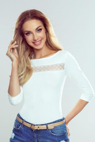 Dámské triko Eldar Ines bílá
