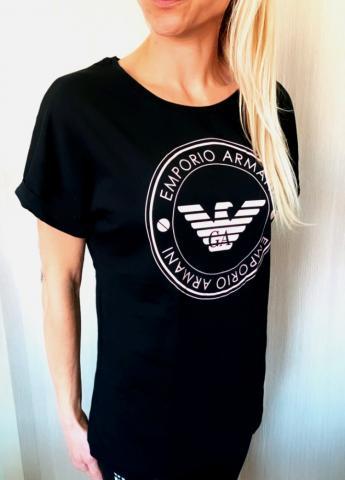 Dámské triko Emporio Armani 164340 1P255