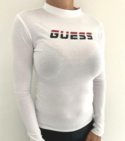 Dámské triko GUESS O0BA0P bílá