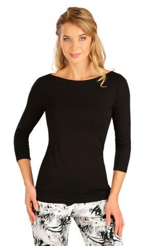 Dámské triko Litex 9D103 černé