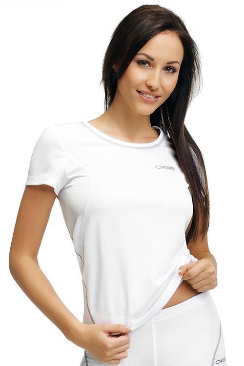Dámské triko Winner Classic IX white