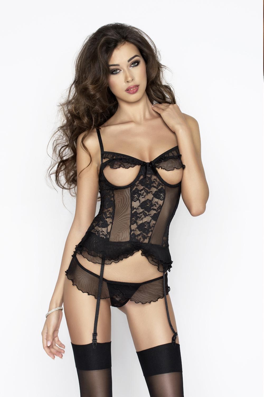 Dámský erotický korzet Passion Jolene corset