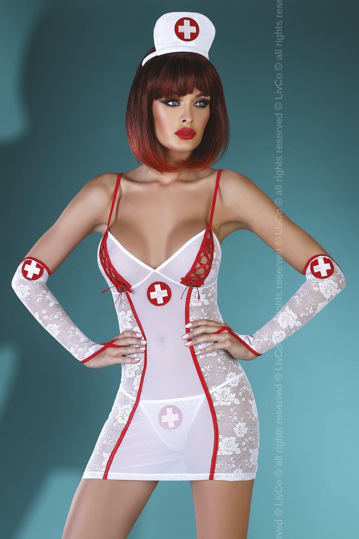 Dámský erotický kostým Livia Corsetti Charleen