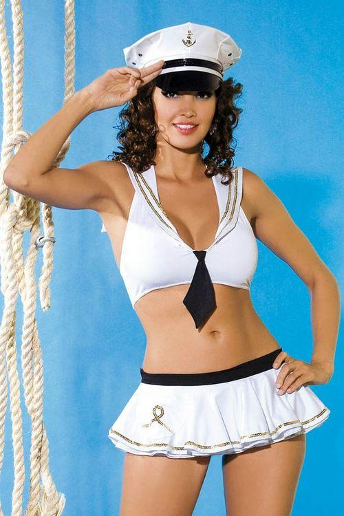 Dámský erotický kostým Obsessive Sailor