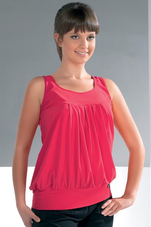 Dámský fitnes top Winner Arabella red