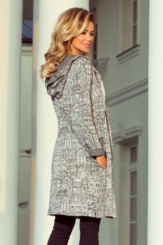 Dámský kabát Numoco 218-1
