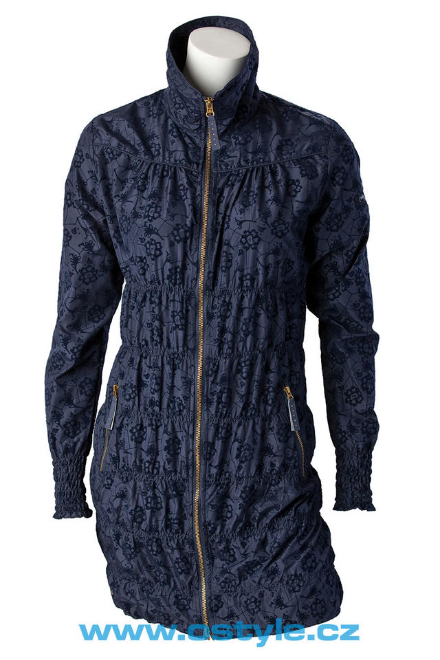 Dámský kabát O´style 6229 navy