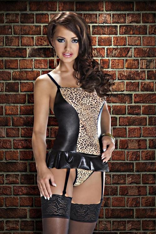 Dámský korzet Avanua Leo corset