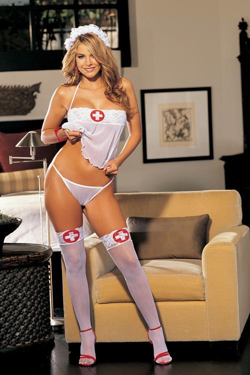 Dámský kostým Shirley of Hollywood Hot 90031 - sestřička