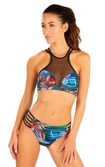 Dámský plavky top s vyjímatelnou výztuží Litex 57463
