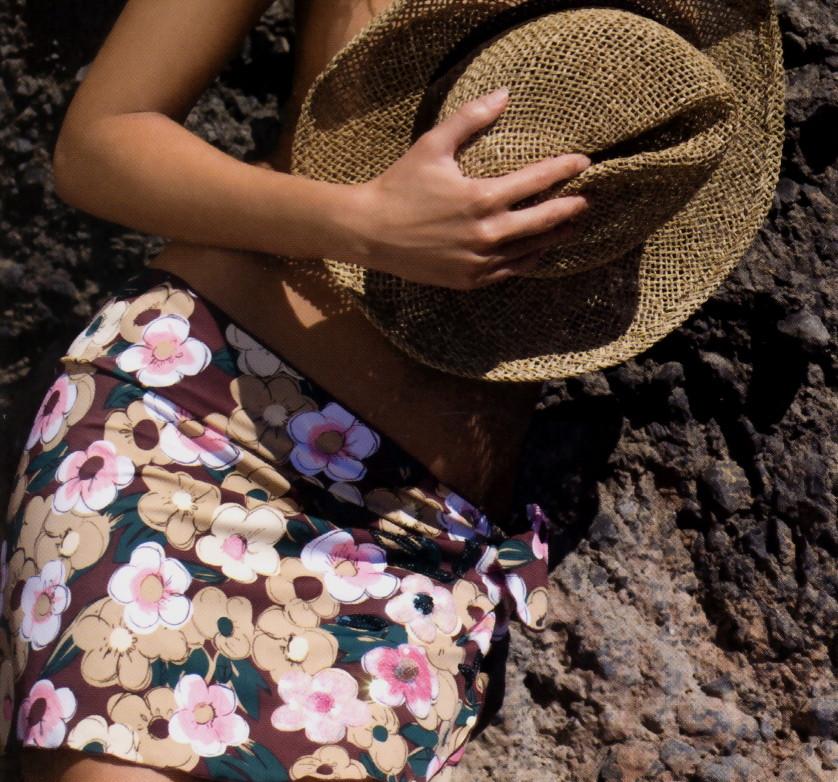 Dámský plážový šátek Síélei NU62