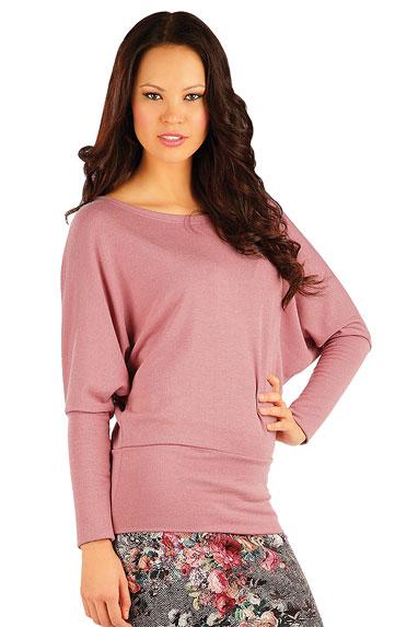 Dámský svetr s netopýřím rukávem Litex 87380