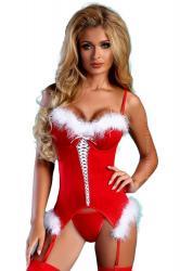 Dámský vánoční kostým LivCo Christmas Angel