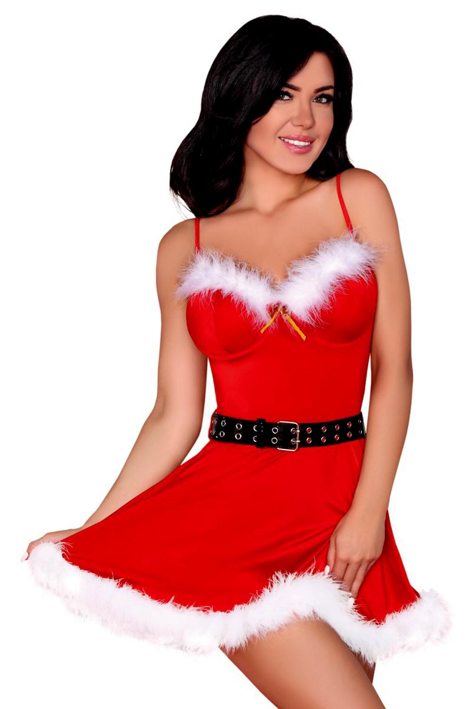 Dámský vánoční kostým LivCo Meredith