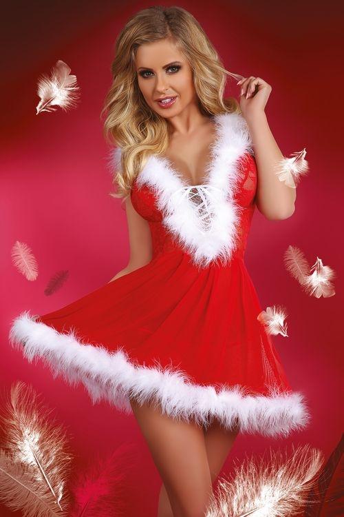 Dámský Vánoční kostým Livia Corsetti Snowflake