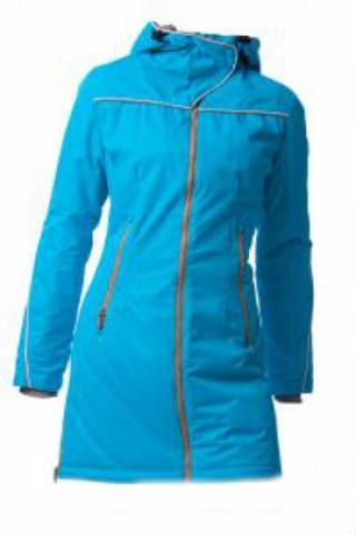 Dámský volnočasový kabát O´Style 6321 blue